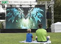 Waterproof Outdoor Led Advertising Screens 500x1000mm Video Display Function