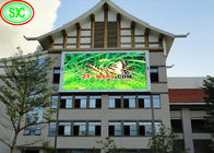 Epistar Chip Outdoor Full Color LED Display IP65 Cabinet 3 Years Warranty