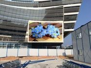 P8.9 Large RGB Full Color Advertising LED Display Screen Environmental Protection