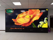 P4 Indoor Flexible LED Video Display Screen 3 In1 With SMD2121 Super Bright