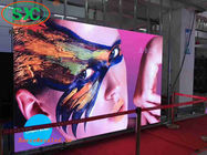 P4.8 Pixel Indoor Full Color LED Display 3840Hz Refresh Rate With Processor