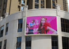 Epistar Chip Outdoor LED display P6 led advertising screen panel