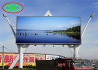 1920 Hz Double column outdoor P10  Advertising billboard RGB P6 P8 P10