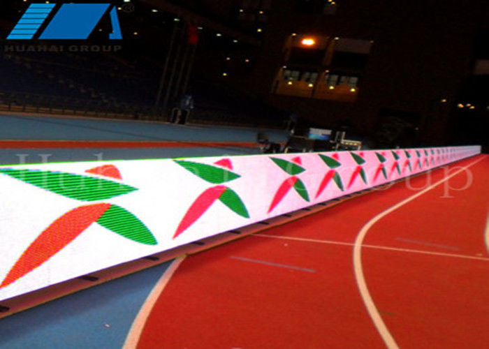 Full Color Outdoor P6 RGB Stadium LED Display Screen Fixed Installed